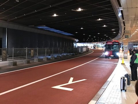 新千歳空港 バス