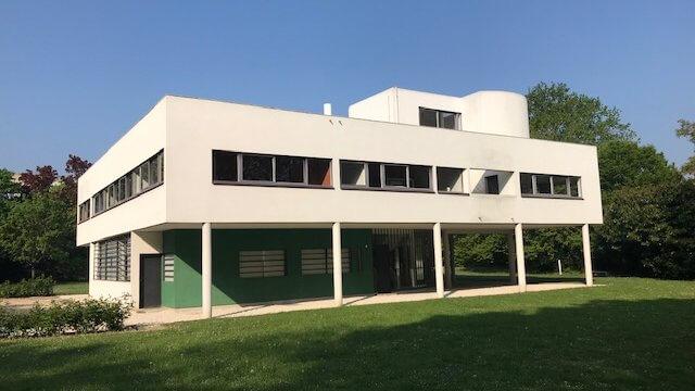 ルコルビジェ サヴォア邸